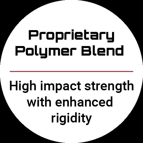 Proprietary polymer text
