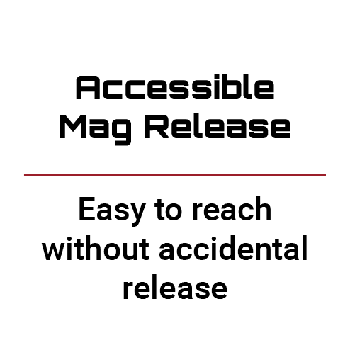Mag release text